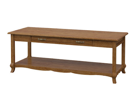 Orleans Coffee Table in Como Maple