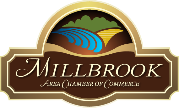 Millbrook chamber of commerce website link page