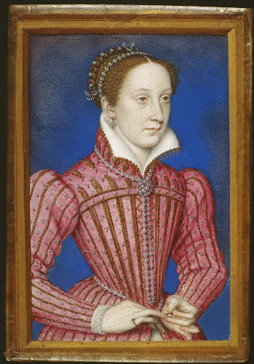 Mary, Queen of Scots, by Clouet