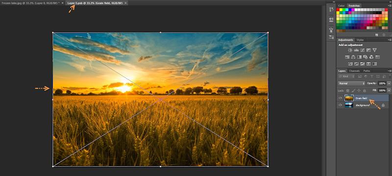 Photoshop - 3 เทคนิคง่ายๆ ในการปรับแต่งภาพแนว Vignette Effect ด้วย Photoshop Vignette12