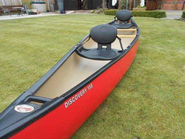 For Sale: Old Town Discovery 158 £500