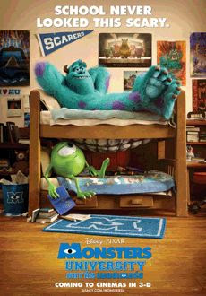 poster de la pelicula Monsters University