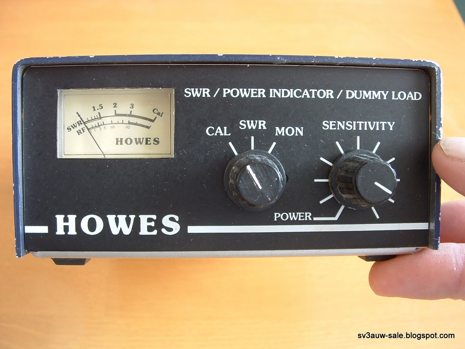 Load Indicator Rated Capacity Indicator : Sv auw sale howes kits swr power indicator dummy load sw b