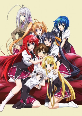 High School DxD BorN 02v1/??[Sub Esp][MEGA]