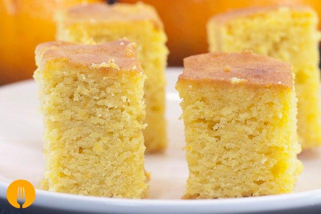 receta bizcocho naranja