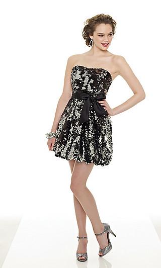 Semi Formal Dress - prom dress fashion