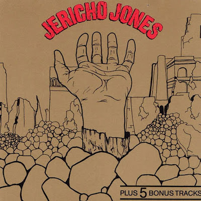 Jericho Jones ~ 1972 ~ Junkies, Monkeys & Donkeys