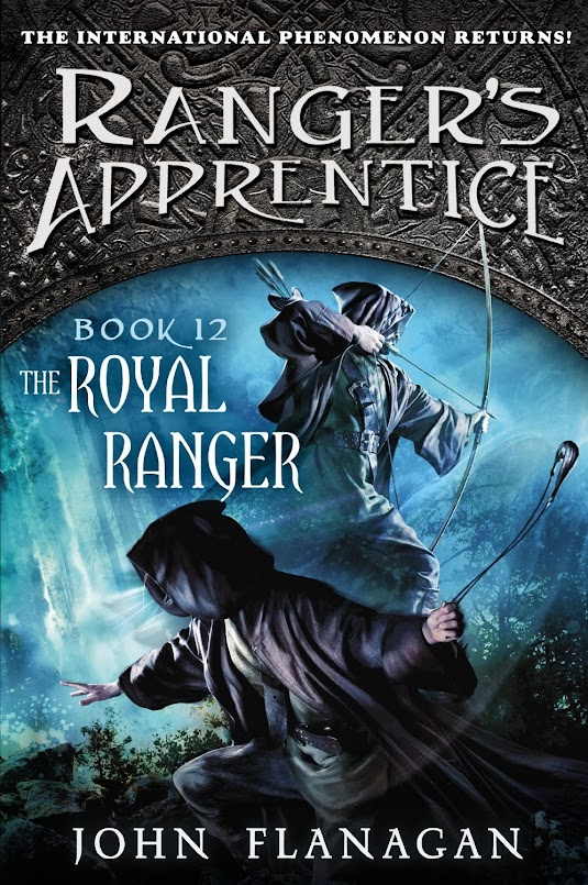 November 5th, 2013   The Royal Ranger  Ranger's Apprentice, Book 12