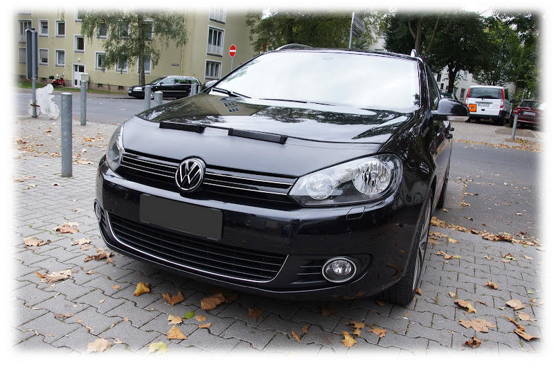 volkswagen vw golf 6 bra de capot prot ge car protection ebay. Black Bedroom Furniture Sets. Home Design Ideas