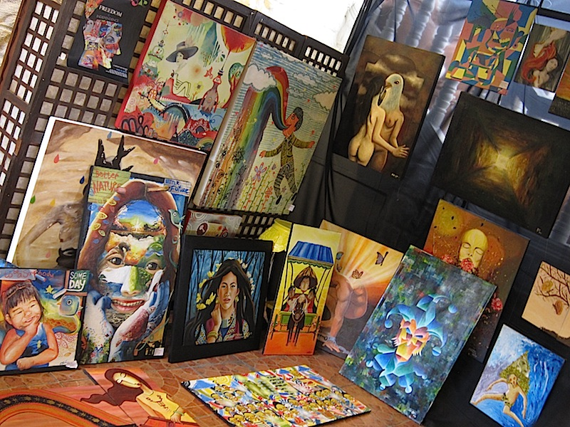 paintings for sale at The Manila Collectible Co.