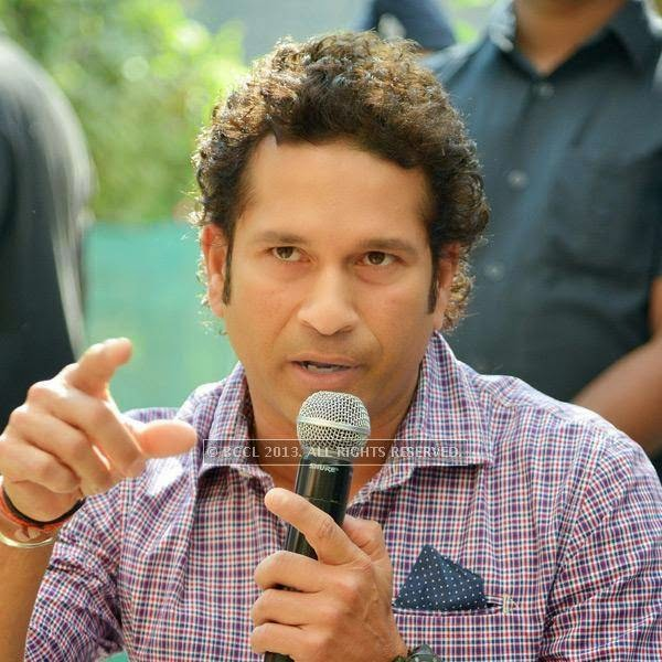 Sachin Tendulkar today said that he didn't find it disrespectful that Russian tennis star Maria Sharapova didn't know who he was as she did not follow cricket.