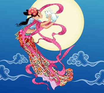 Legend Of The Moon Goddess Chang O Image