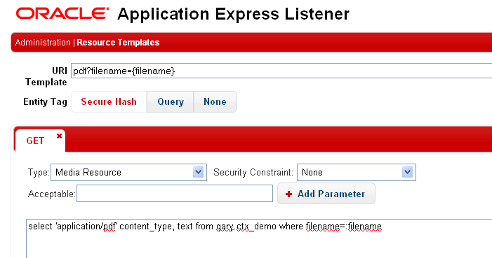 Sydney Oracle Lab: Listening for my PDFs