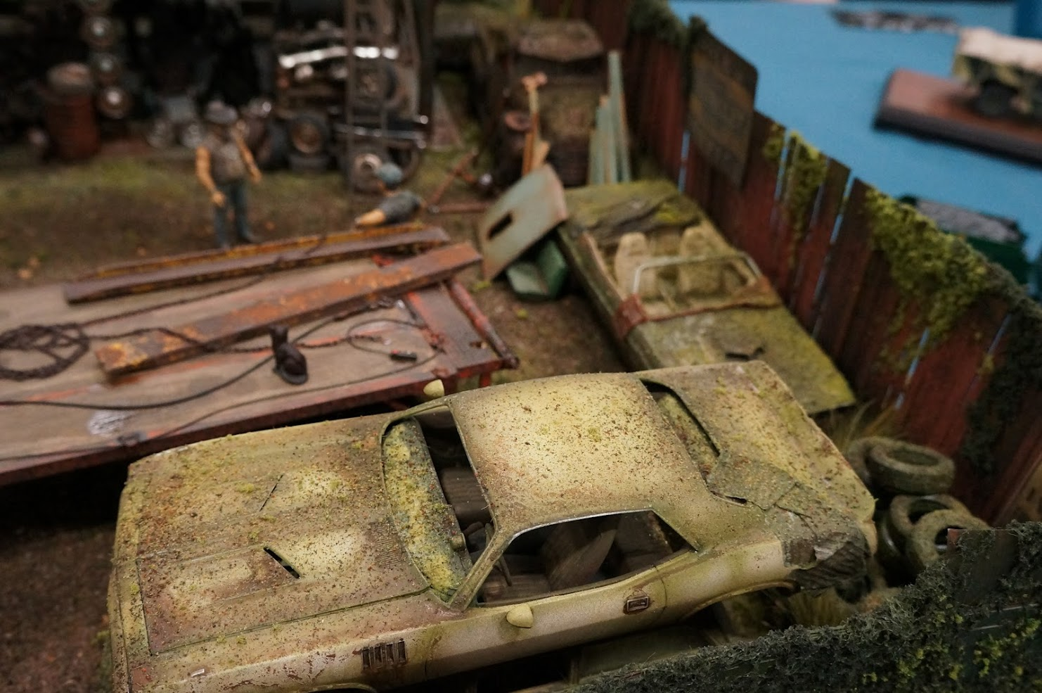 1 24 1 25 Barn Garage Diorama For Sale On Ebay: 1000+ Images About Model Car Dioramas On Pinterest