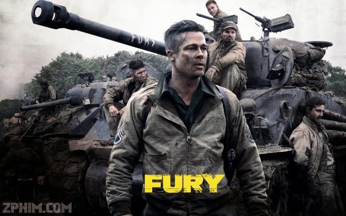 Ảnh trong phim Cuồng Nộ - Fury 3