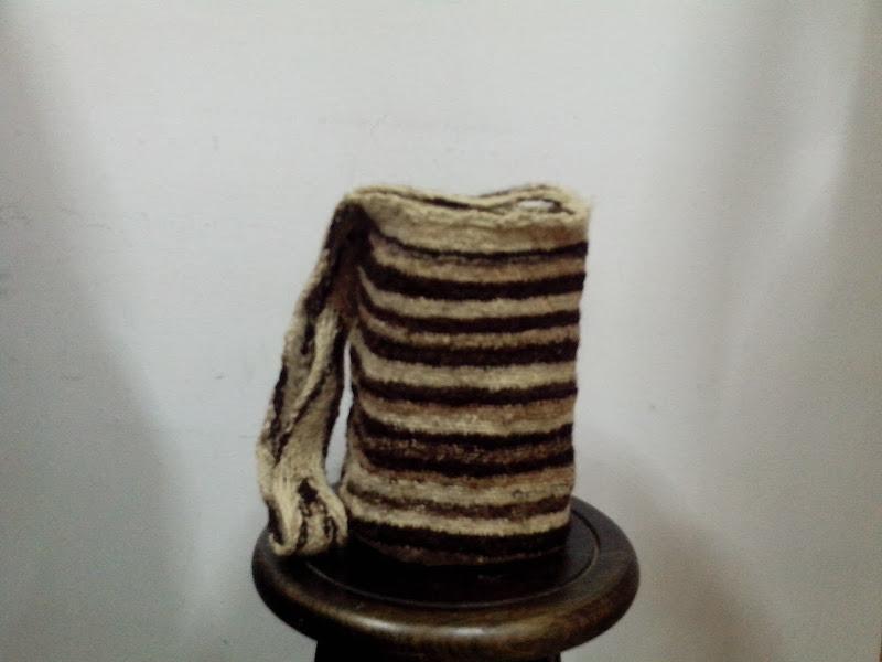 Mochila Arhuaca Pequeña Ref. 3