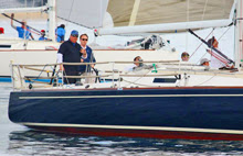 J/124 Marisol- sailing with Seth Hall and team