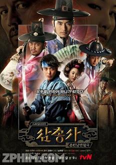 Ba Chàng Lính Ngự Lâm - The Three Musketeers (2014) Poster