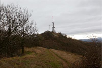 Zaldiaran visto desde ''El Arenal''