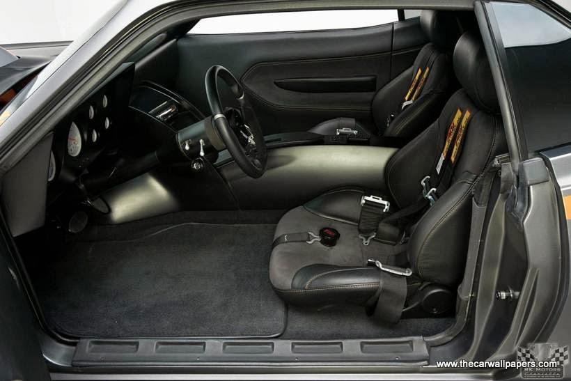 Titanium Dark Plymouth Barracuda