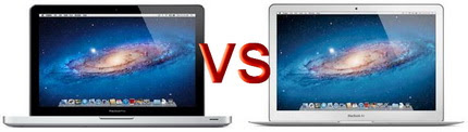 MacBook Pro MD101LL/A VS MacBook Air MD231LL/A: Which One Meets Your Needs?