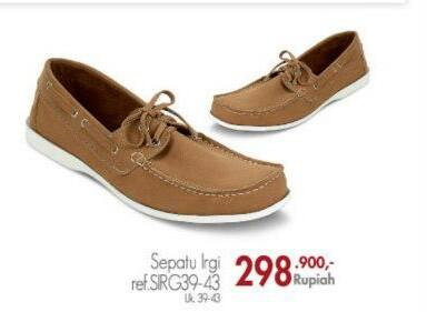 Tas Amp Sepatu Model Sepatu Pria Yongki Komaladi