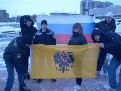 23-го февраля по всей России прошли акции здоровой молодёжи - Магнитогорск