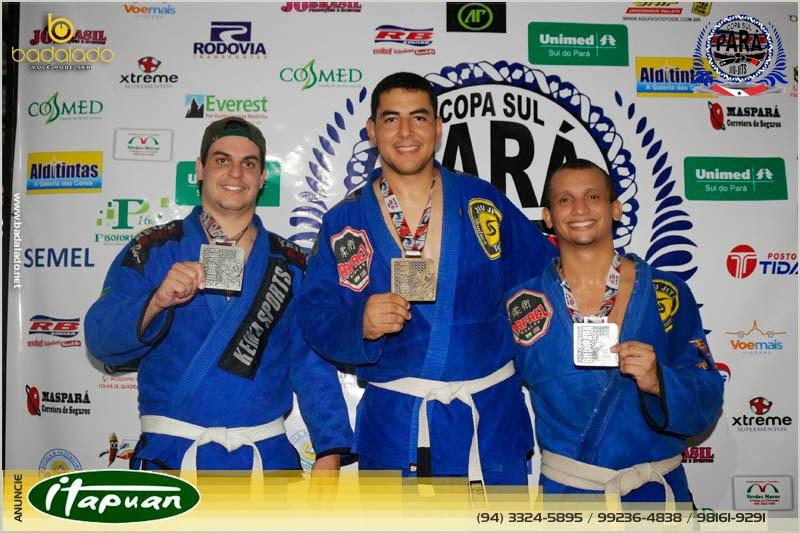 Copa Sul Pará de JiuJitsu (08/02/15)