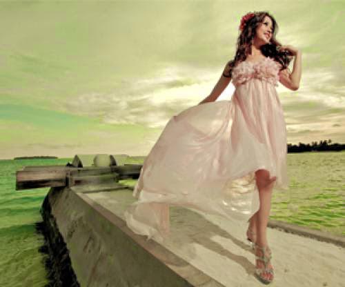 Miss Hongkong Carrie Lee