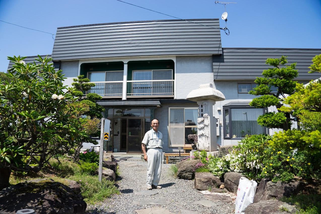 村上さんのお宅・2世帯住宅