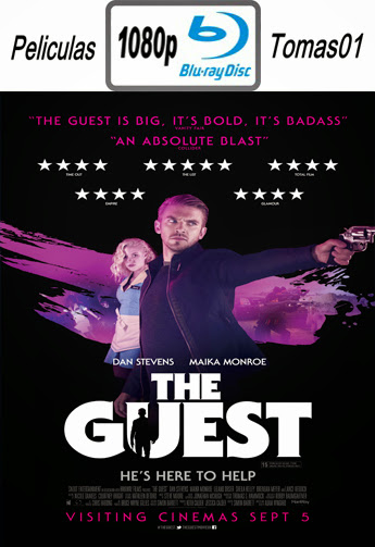 The Guest (2014) BRRip 1080p
