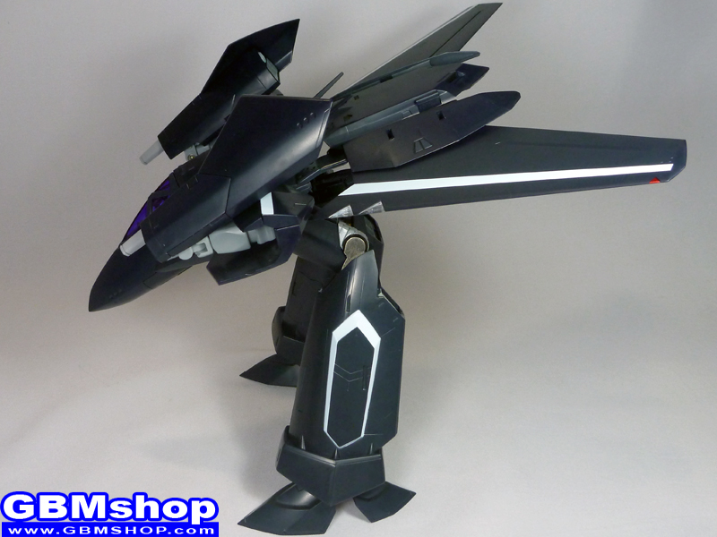 Macross 7 VF-17D Nightmare GERWALK Mode