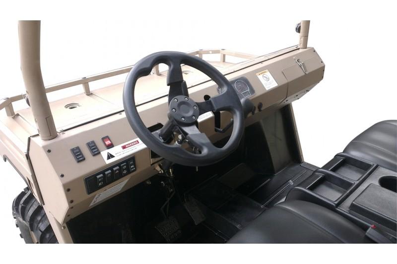 500cc Agmax Military Farm UTV Side By Side dash Interior