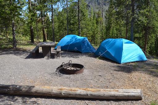 madison campground yellowstone