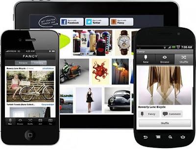 Apple estaría interesada en comprar Fancy, el rival de Pinterest