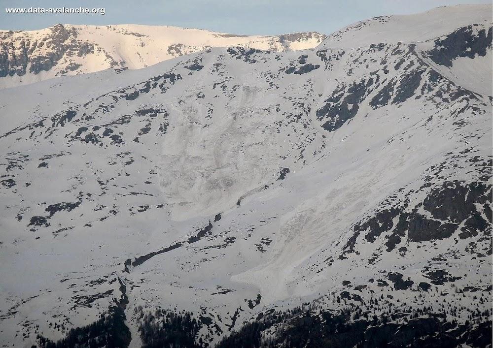 Avalanche Haute Tarentaise, secteur Grande Sassière, RD 902 secteur Davie - Photo 1