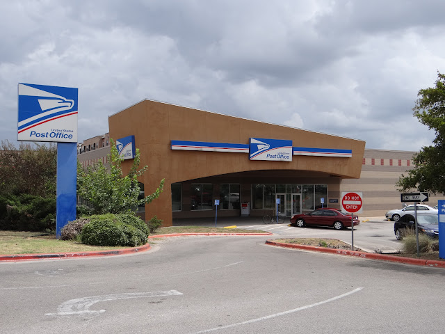 Austin, TX: South Congress Station post office