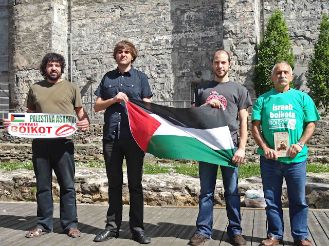 EH-Palestina eguna