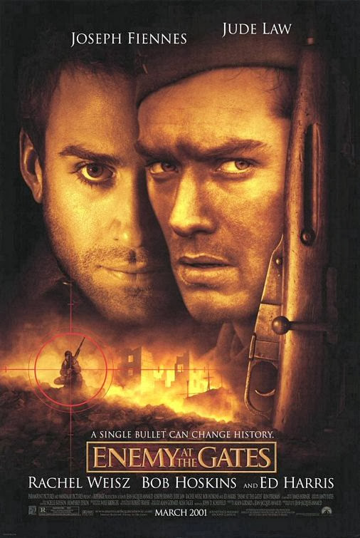 Poster Of Enemy at the Gates (2001) Full Movie Hindi Dubbed Free Download Watch Online At Alldownloads4u.Com