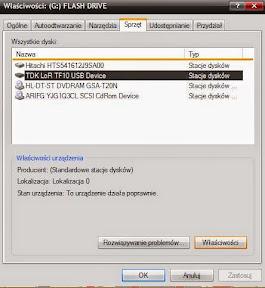 Formatowanie pendrive na system plików NTFS