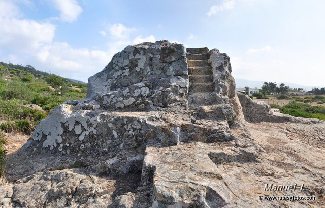 Piedra Sacra de Ranchiles