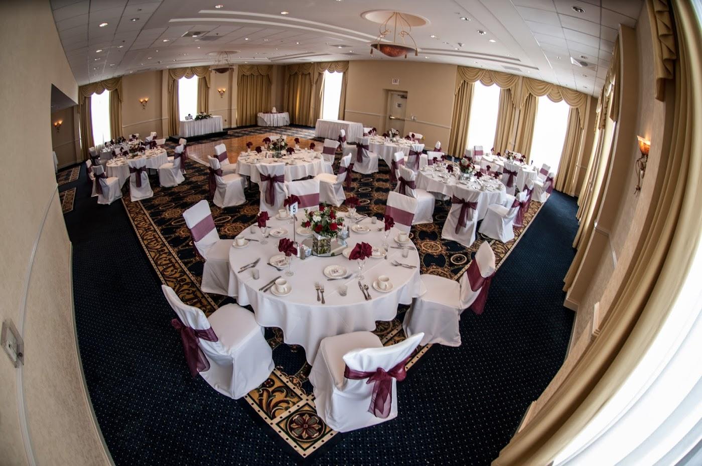 Banquet room, Knotts Berry Farm Hotel
