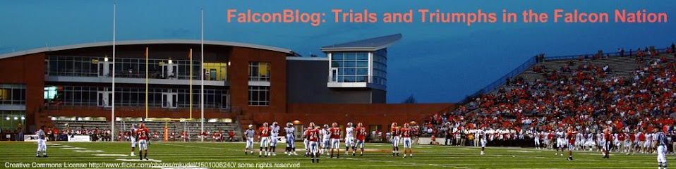 FalconBlog--Triumphs and Trials in the BGSU Falcon Nation