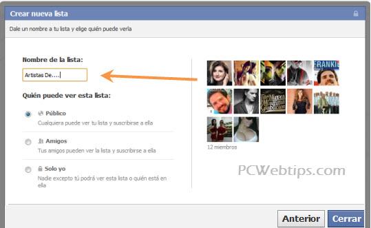 Como Agregar Paginas O Amigos A Mis Favoritos En Facebook Pcwebtips