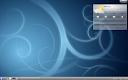 bureau openSUSE 12.1