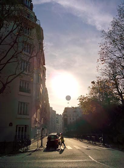 Ballon de Paris, Parc André Citroën