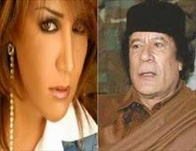 القذافي كتبَ الأغنية.. وغنّتها ذكرى.. فقتلوها