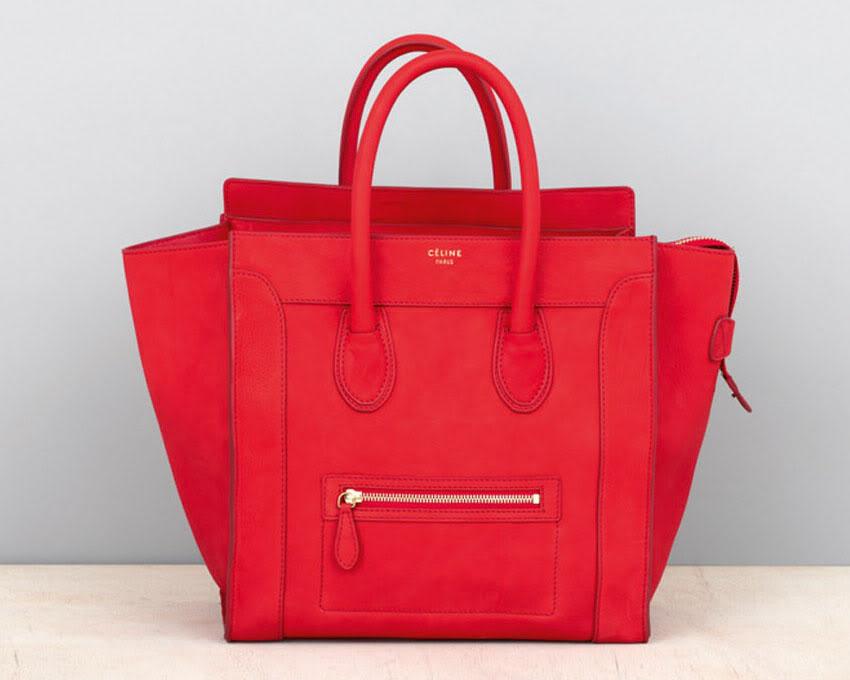 faux alligator luggage - The Shoppinguide.it: Celine tutte le versioni della Shopper ...