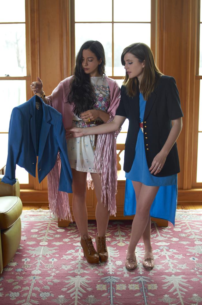 Katherine and Ashley of La Petite Marmoset