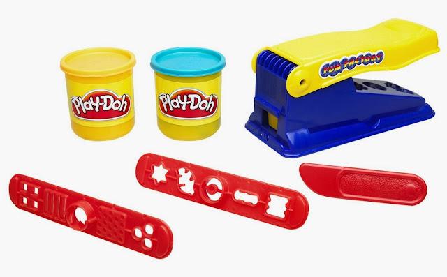 Bộ bột nặn an toàn Play-Doh Nhà máy vui vẻ